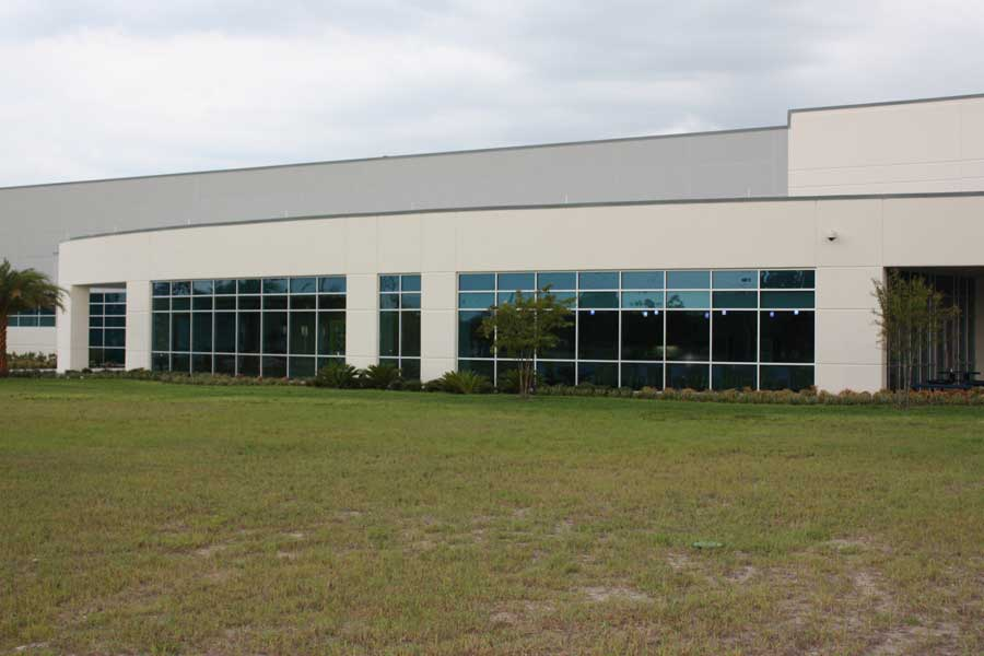 Tab Glass Amp Window Corp Curtain Wall Projects